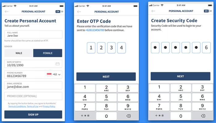 Panduan Lengkap di Aplikasi Koin Works
