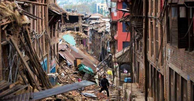 Deprem en sık yaşanan doğa olaylarından biridir, neredeyse her ay yaşanır.