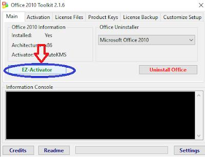 Công cụ lấy key bản quyền Office 2010 thành công 100% - mới test 2017