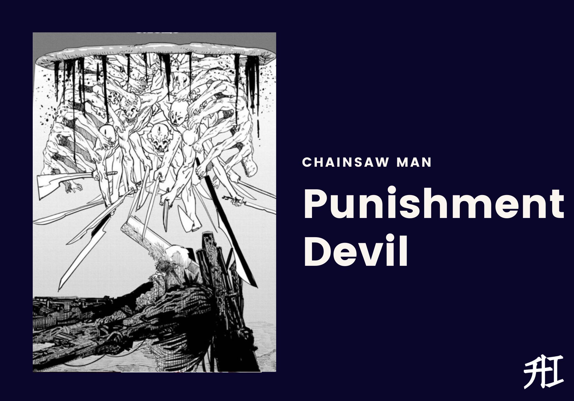 Punishment Devil -  Chainsaw Man