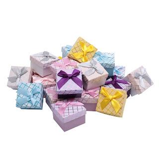 Подарочная коробка для кольцаBOXSHOP. Артикул: box8