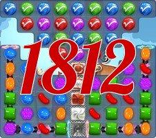 Candy Crush Saga Level 1812