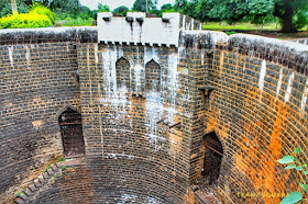 Halkhed Fort, Karnataka