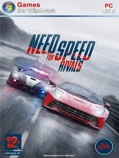 تحميل لعبة Need For Speed Rivals مضغوطة برابط واحد مباشر + تورنت كاملة مجانا