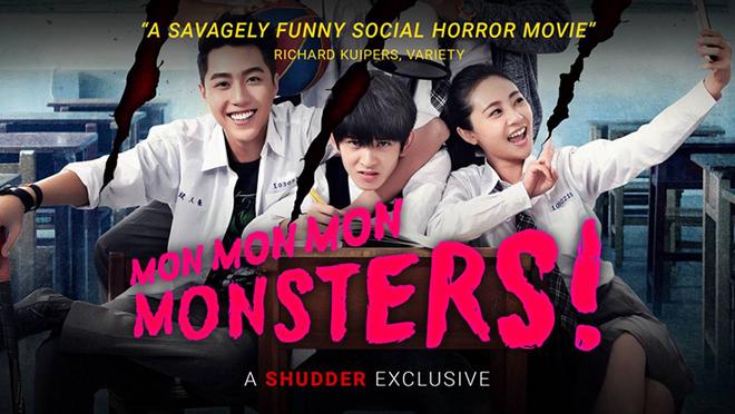 mon mon mon monsters póster