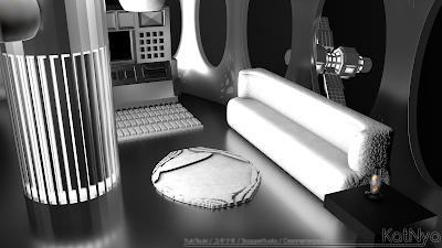 La Vie dans l'Espace - 001 - 002 - Render