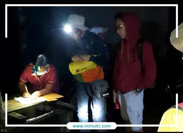 Pos Registrasi Bukit Sepancong Bengkayang
