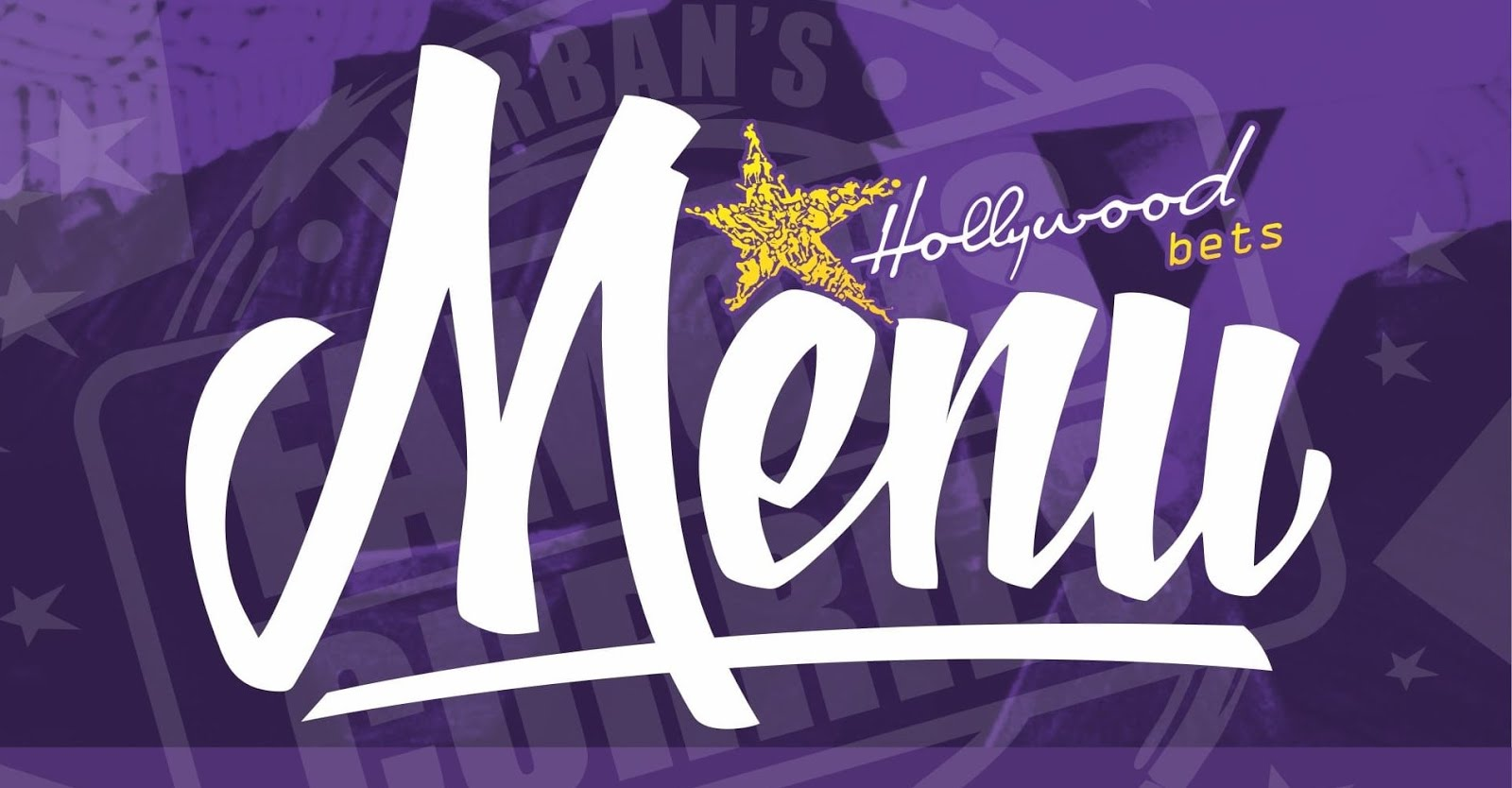 Hollywoodbets Newton Park Menu