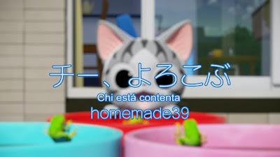 Chi's Sweet Home (2016) Capítulo 39 Sub Español