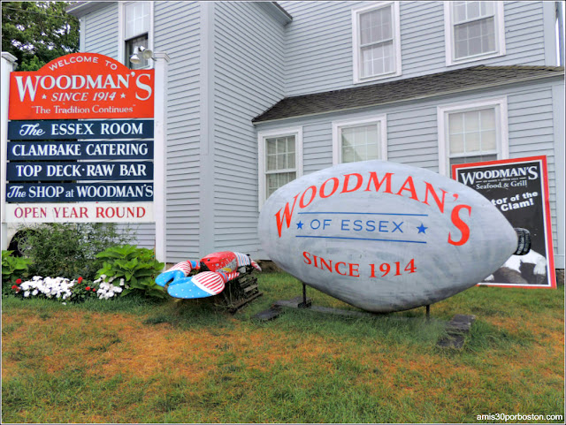 Woodman's of Essex en Massachusetts