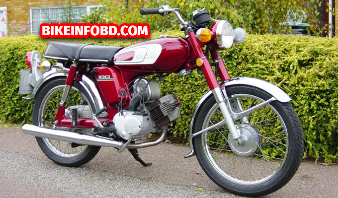 Yamaha YB 100 (Japan) Specifications, Review, Top Speed, Engine & Parts