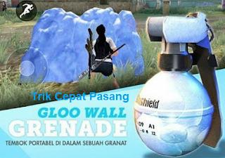 Trik Cepat Pasang Gloo Wall Tanpa Jeda Di Garena Free Fire