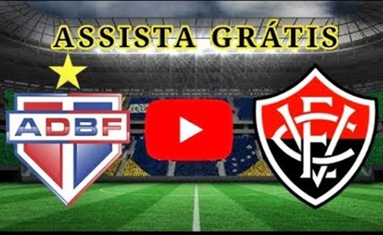 Assistir online Bahia de Feira x Vitória ao vivo HD pelo Campeonato Baiano as 16h 1