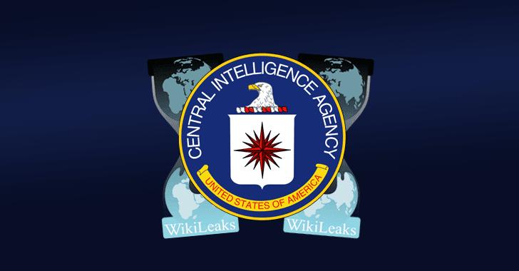 WikiLeaks CIA Hacking Dump