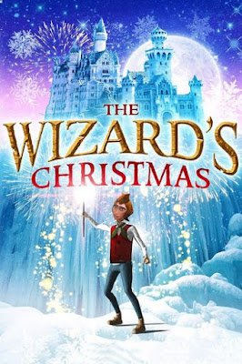 The Wizard's Christmas: Return of the Snow King (2016) Dual Audio [Hindi – Eng] 720p WEBRip ESub x265 HEVC 500Mb