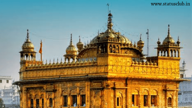 Golden Temple HD Images