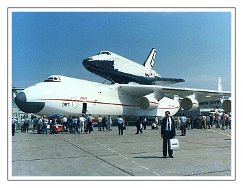 Le Salon du Bourget 1989