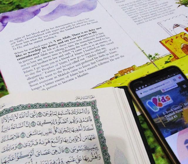 Belajar Sirah Nabawiyah (Kisah Masuknya Umar bin Khattab رضي الله عنه )