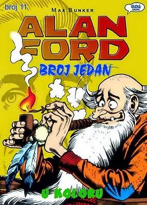 Broj 1 - Kolor - Alan Ford