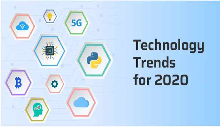 Technologization 0.2 – Developments in Technology to Watch in 2020 #infographic