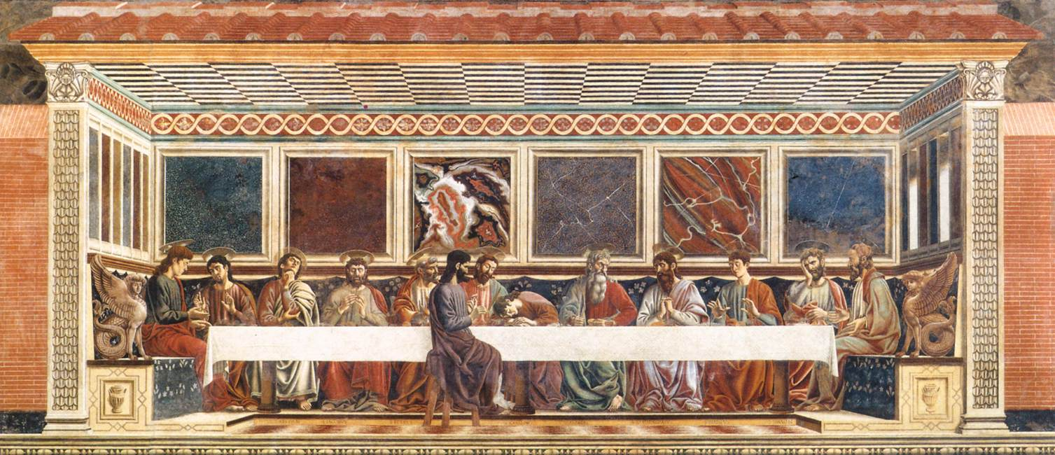 the last supper scholarly articles