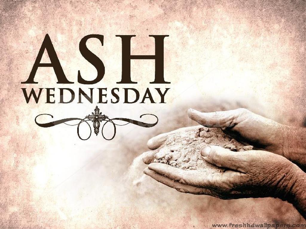 HD Wallpaper Download: Ash Wednesday 2013 - Fresh HD Wallpapers