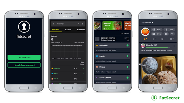 Best calorie counter app for android - you must know!!