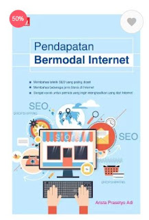 Buku Mencari Pendapatan di Internet