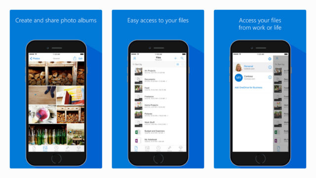 OneDrive for iPhone and iPad updates by integrating Office