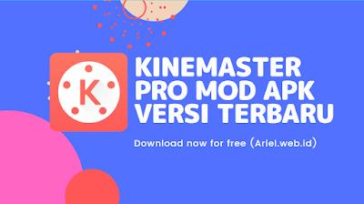 Download kinemaster pro mod apk versi terbaru - ariel.web.id