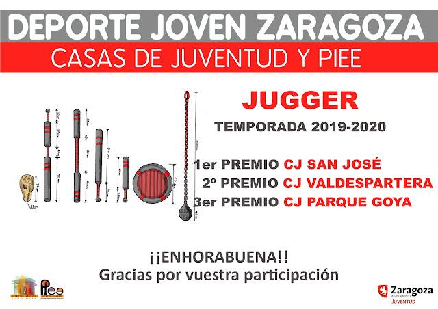 JUGGER: Campeones Temporada 2019-2020