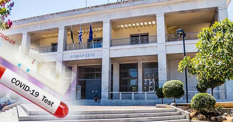 Συνεχίζονται τα δωρεάν rapid test στην πλατεία της Ξάνθης