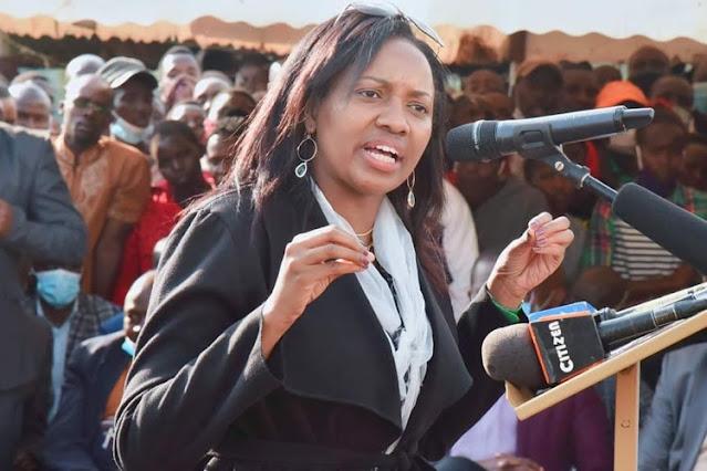 Nakuru Senator Susan Kihika photo