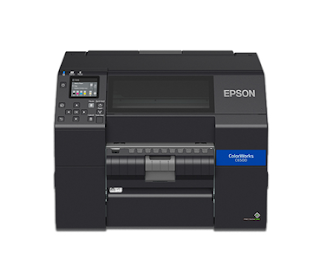 Epson ColorWorks CW-C6500P Driver Download