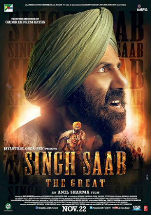 Singh Saab the Great 2013 Full Hindi Movie Download