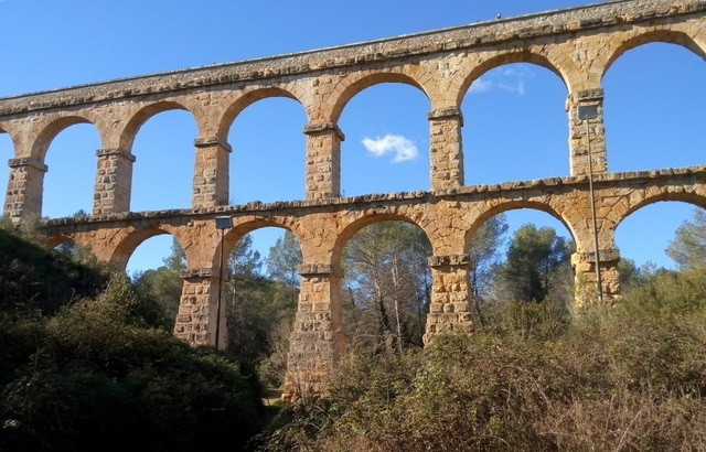 Alçat de l'aqüeducte