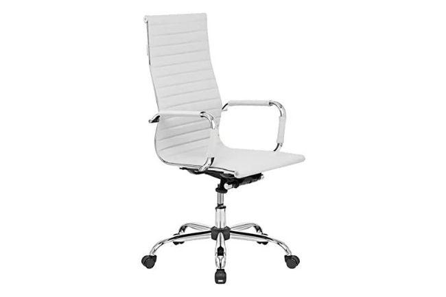 Cadeira Home Office Eames Presidente Giratória