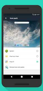 Evie Launcher Apps