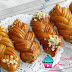 حلوة الضفيرة معسلة / شكل جديد من معسلات رمضان /  سهلة و اقتصادية و لذيييييذة