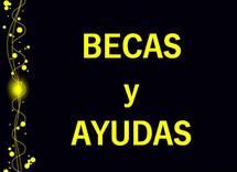 BECAS y AYUDAS...