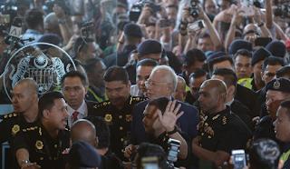Bicara kes rasuah Najib 18 hingga 28 Februari 2019