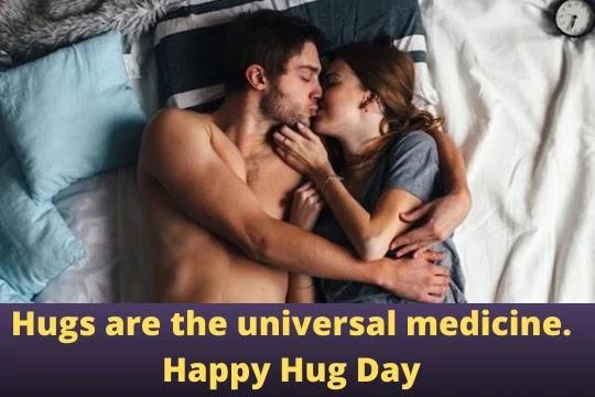couple love hug day