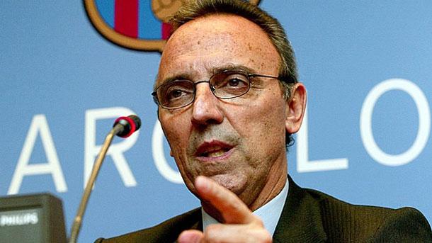 Gaspar ataca a Florentino por negar el Bernabéu como sede de la final de Copa