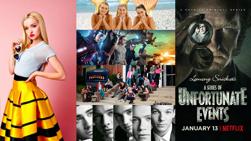 SenhoritaMeow-Status do mês de Janeiro.dove cameron degrassi one direction desventuras em serie legends of tomorow meko mermaids netflix