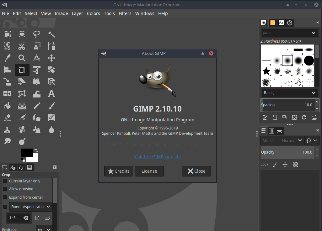 GIMP 2 10 10 Release, Install on Ubuntu, Debian 9 and MX