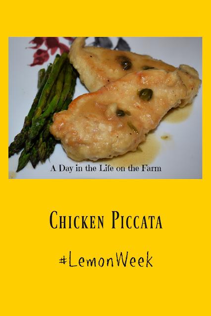Chicken Piccata pin