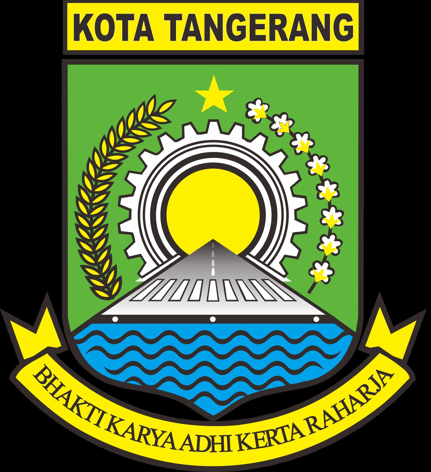 Logo Kabupaten Dan Kota Di Provinsi Banten Masharist Com