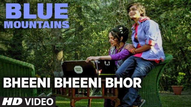 Blue Mountains: Bheeni Bheeni Bhor Lyrics - Sadhana Sargam