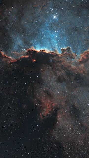 Screen wallpaper Free Beautiful World, Nebula, Space, Stars