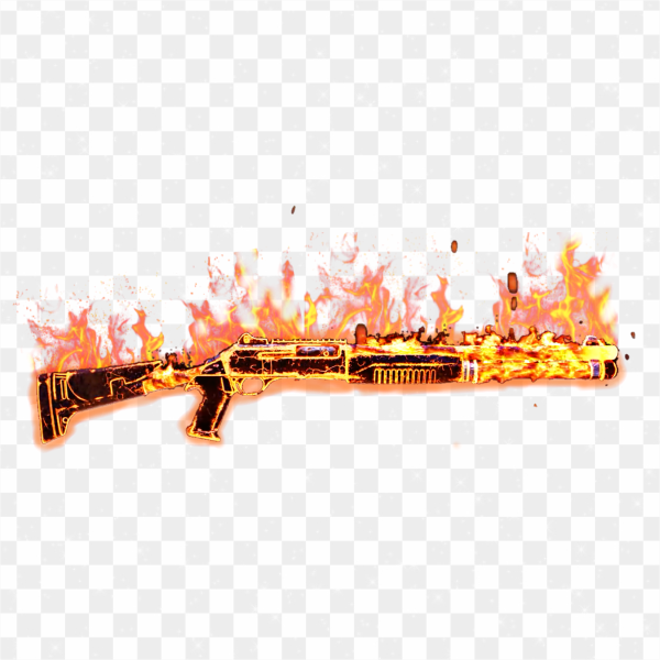 M1014 rma Free Fire png transparente